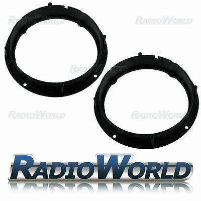 "VW  Golf VI 6/ Polo 6r Speaker Adaptor Rings Front Door 6.5"" 165mm CT25VW02"