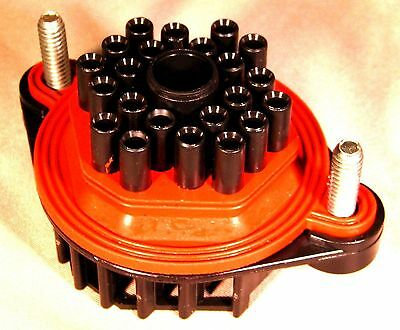 Delphi 15492531 22 Cavity Tower Bulkhead Weather Pack Connector Made in the USA