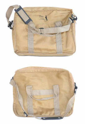 Omega Attache Shoulder Bag with Strap & Carry Handles