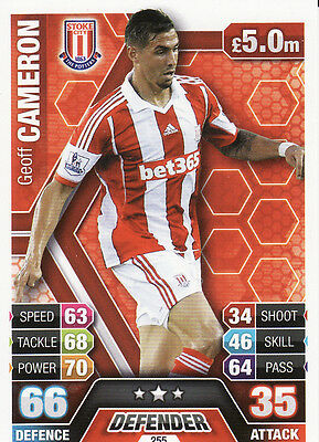 Match Attax Extra 09//10 Stoke /& Sunderland Cards Pick Your Own From List