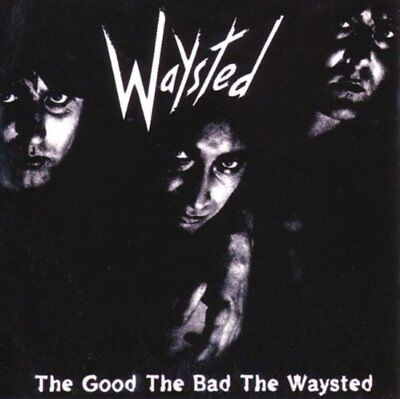 Waysted (UFO) - The Good The Bad The Waysted CD NEU OVP