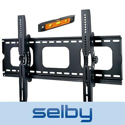 "30-50"" Inch Universal Tilt Plasma LED LCD TV Wall Mount Bracket 60kg Black"