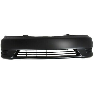 NEW Primered - Front Bumper Cover for 2005 2006 Toyota Camry W/out Fog 05 06
