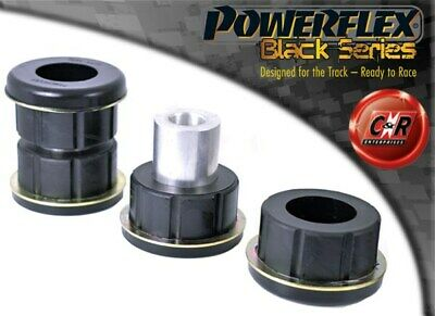 BMW E90-E93 M3 06 -13 Powerflex Black Rear Subframe Front Mnt Bushes PFR5-420BLK