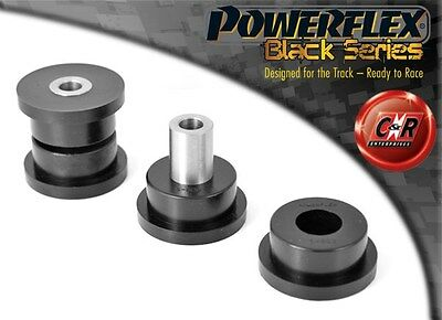 BMW E28 5 Series (82-88) Powerflex Black Front Inner TCA Bushes PFF5-802BLK