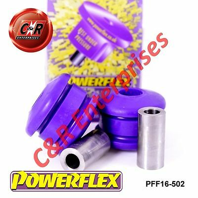 Fiat 500 (07-) Powerflex Front Arm Rear Bushes PFF16-502