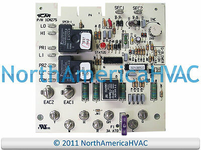 hh84aa015 - carrier bryant payne furnace fan blower control circuit board