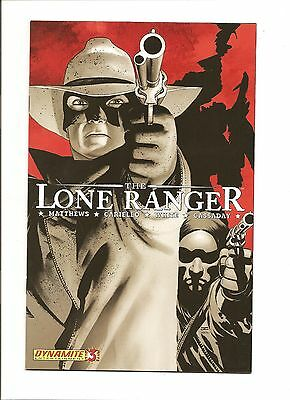 The Lone Ranger #3 VF/NM 9.0 2006 Dynamite Entertainment See my store