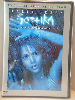 Gothika (2-Disc Set, Special Edition) - Read Description - *Sealed New DVD*