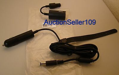 New P566M Genuine Dell Car/Plane DC Adapter Inspiron 640m 700m 710m 6000 6000D