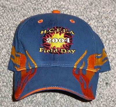 New Harris County Firefighter 2004 HCFFA Field Day Cap