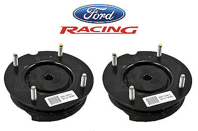 2005-2014 Mustang Shelby GT500 Ford Racing Front Strut Mounts Upgrade M-18183-C