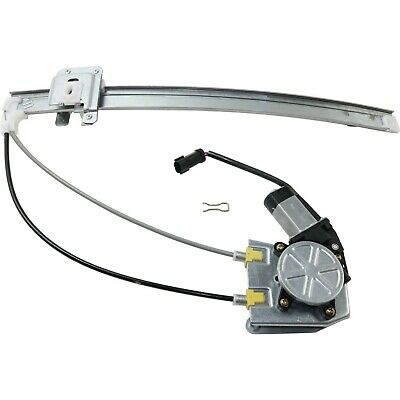 Power Window Regulator For 2002-2006 Jeep Liberty Rear, Driver Side With Motor