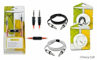 Replacement Control Talk Wire Cable with Mic for Monster Beats by Dre Headphones
