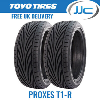 2 x 185/55/15 R15 82V Toyo Proxes T1-R Performance Road Tyres