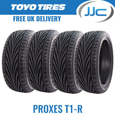 4 x 185/55/15 R15 82V Toyo Proxes T1-R Performance Road Tyres