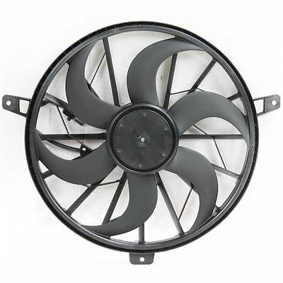 New Cooling Fan Assembly Jeep Grand Cherokee Liberty 02-07 CH3116115 52079528AB