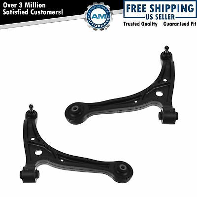 Front Lower Control Arms w/ Ball Joints Pair Set NEW for 99-04 Honda Odyssey