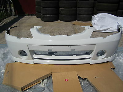 HOLDEN COMMODORE VY SS SV6 FRONT BUMPER BAR white NEW
