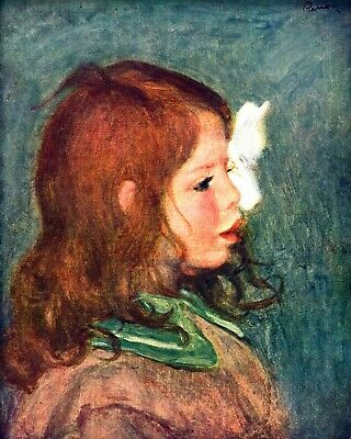 Diana as hunter by Pierre-Auguste Renoir Giclee Fine ArtPrint Repro on Canvas