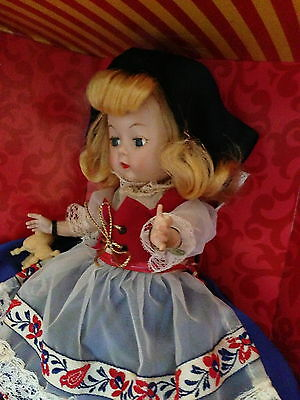 Nancy Anne Muffie C 1950-60 MIB France Doll Boxed in Original Condition