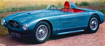 1957 Allard J2R Roadster Factory Photo J1417