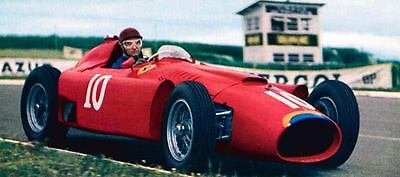 1957 Ferrari Formula 1 Race Car Factory Photo J1520