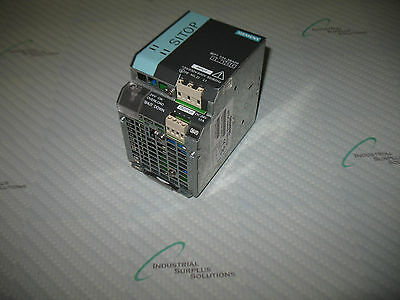 Siemens 6Ep1-334-3Ba00 Sitop Modular 10A 1/2Ph Power Supply