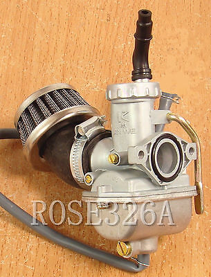 Carburetor & Air Filter for Briggs Stratton Animal Go Kart Mini Bike Engine