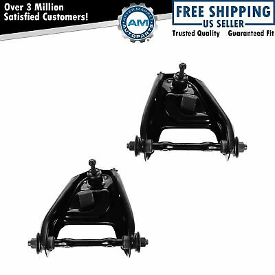 Front Upper Control Arm Left Right PAIR for Chevy GMC Blazer Pickup Truck Van