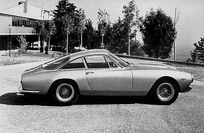 1963 Ferrari 250GT Berlinetta Lusso Factory Photo J2418