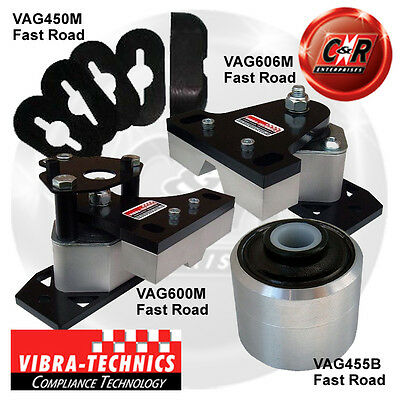 VW Bora 1.8T Not DSG Vibra Technics Full Road Kit