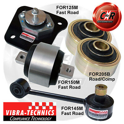Ford Fiesta MK4 Vibra Technics Full Road Kit