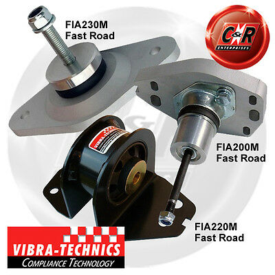 Fiat 20v Coupe (5&6 speed) Vibra Technics Full Road Kit