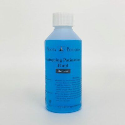 Antiquing Patination Fluid - Brown - 150ml