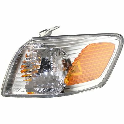 Corner Light For 2000-2001 Toyota Camry Driver Side Incandescent w/ Bulb