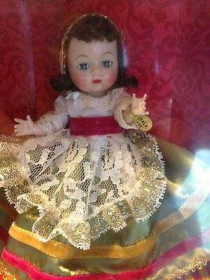 Nancy Anne Muffie C 1950-60 MIB Italy  Doll Boxed in Original Condition