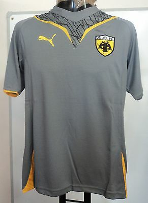 Aek Athens 2009/10 Away Shirt By Puma Adults Size Xl Brand New With Tags