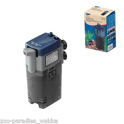 Innenfilter / Pumpe / Aquarium Filter Hi-Tech bis 100 l/h - Aquafilter AFI 80