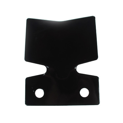 Car Caravan Trailer Towing Bump Plate Protection Hitch Guard Cover Towball