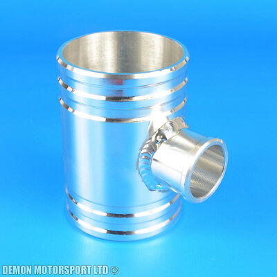"""ALLOY T PIECE BOV ADAPTER PIPE 76mm / 3"""" Inch (25mm)"""