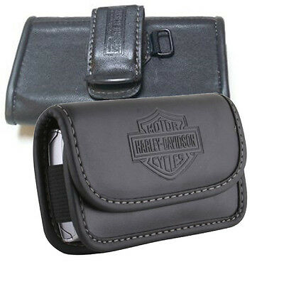 Harley Davidson 06255 Leather Case for Samsung Galaxy S4