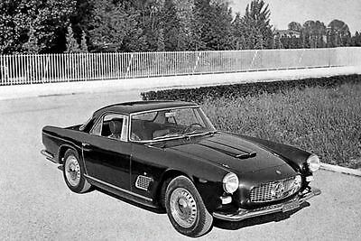 1964 Maserati 3500 GT Touring Factory Photo J3194