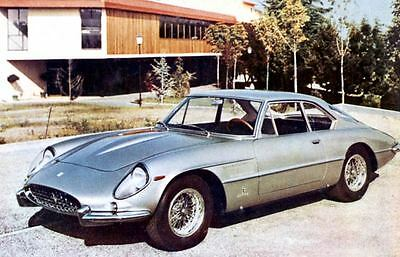 1964 Ferrari 400 Superamerica Pininfarina Factory Photo J3368