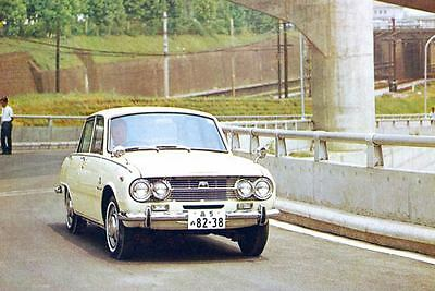 1965 Isuzu Bellett 1500 Deluxe Factory Photo J3573