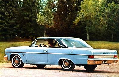 1965 AMC Rambler Classic 770 Factory Photo J3674