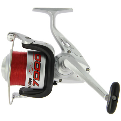Lineaeffe Fixed Spool Sea Fishing Reel Beach Caster Silk Line FD70 Low Price!