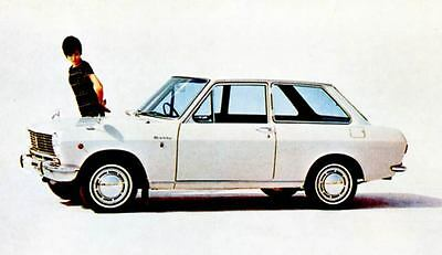 1967 Datsun Sunny Factory Photo J3988