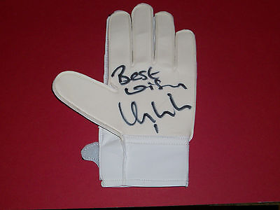 Boaz Myhill Hand Signed Autograph Glove Wales West Brom
