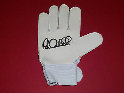 Paul Smith Hand Signed Autograph Glove Southend United